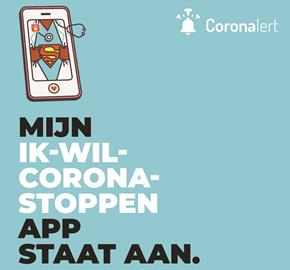 Download de coronalert-app
